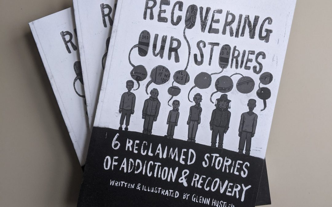 Recovering Our Stories – Giveaway